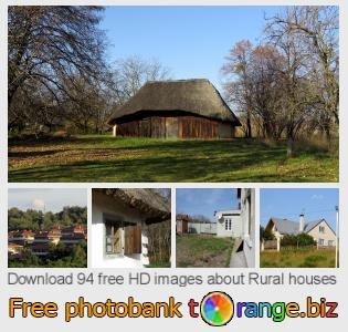 images free photo bank tOrange offers free photos from the section:  rural-houses