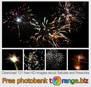 images free photo bank tOrange offers free photos from the section:  salutes-fireworks