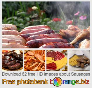 images free photo bank tOrange offers free photos from the section:  sausages
