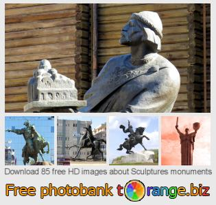 images free photo bank tOrange offers free photos from the section:  sculptures-monuments