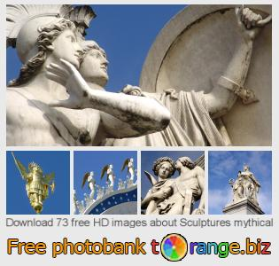 images free photo bank tOrange offers free photos from the section:  sculptures-mythical