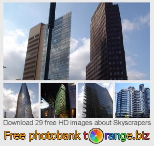 images free photo bank tOrange offers free photos from the section:  skyscrapers