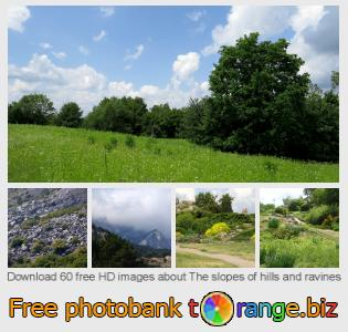 images free photo bank tOrange offers free photos from the section:  slopes-hills-ravines