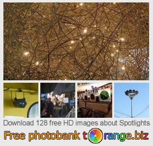 Image bank tOrange offers free photos from the section:  spotlights