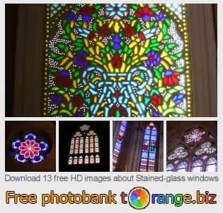 Image bank tOrange offers free photos from the section:  stained-glass-windows