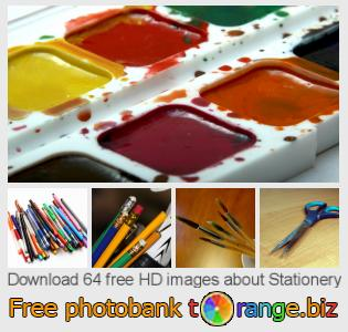 Image bank tOrange offers free photos from the section:  stationery