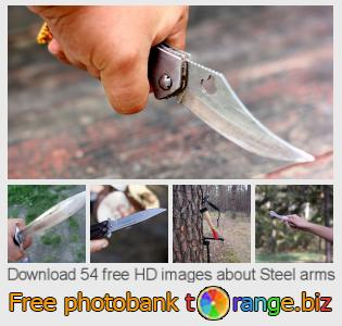 images free photo bank tOrange offers free photos from the section:  steel-arms