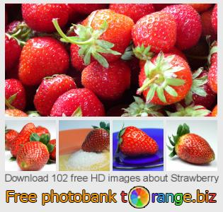 images free photo bank tOrange offers free photos from the section:  strawberry
