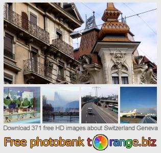 Image bank tOrange offers free photos from the section:  switzerland-geneva