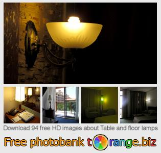 images free photo bank tOrange offers free photos from the section:  table-floor-lamps