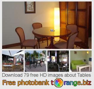 images free photo bank tOrange offers free photos from the section:  tables