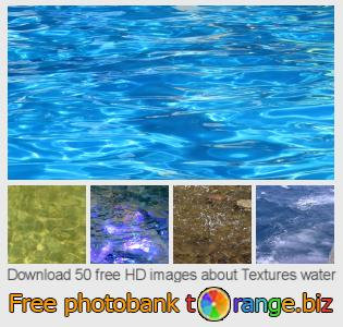images free photo bank tOrange offers free photos from the section:  textures-water