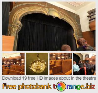 images free photo bank tOrange offers free photos from the section:  theatre