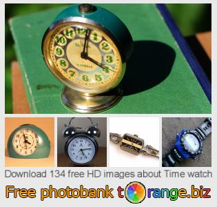 images free photo bank tOrange offers free photos from the section:  time-watch