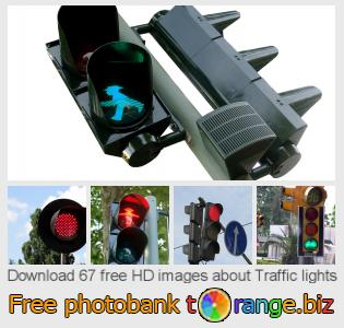Image bank tOrange offers free photos from the section:  traffic-lights