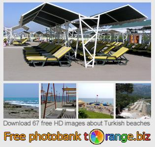 Image bank tOrange offers free photos from the section:  turkish-beaches