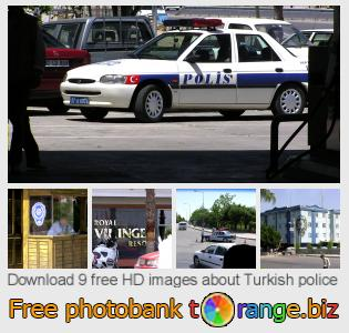 Image bank tOrange offers free photos from the section:  turkish-police