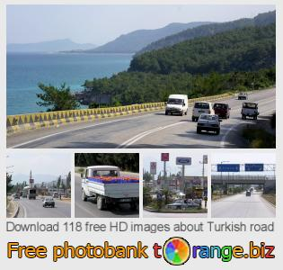 Image bank tOrange offers free photos from the section:  turkish-road