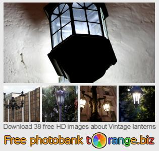 images free photo bank tOrange offers free photos from the section:  vintage-lanterns