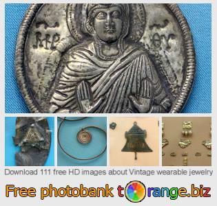 images free photo bank tOrange offers free photos from the section:  vintage-wearable-jewelry