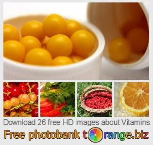 images free photo bank tOrange offers free photos from the section:  vitamins