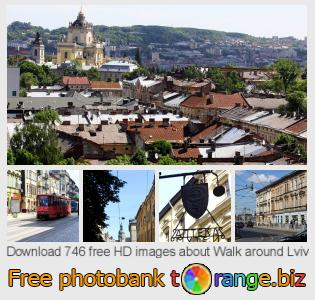 Image bank tOrange offers free photos from the section:  walk-around-lviv