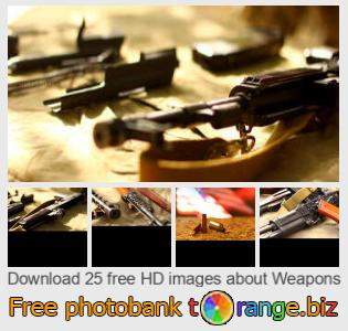 images free photo bank tOrange offers free photos from the section:  weapons