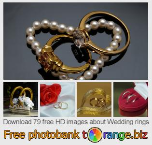 images free photo bank tOrange offers free photos from the section:  wedding-rings