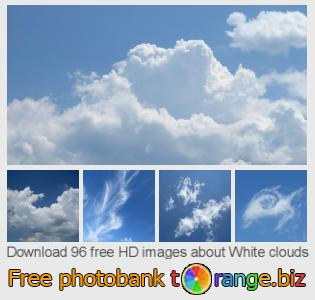 images free photo bank tOrange offers free photos from the section:  white-clouds