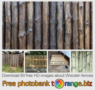 Image bank tOrange offers free photos from the section:  wooden-fences