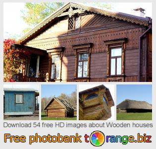 images free photo bank tOrange offers free photos from the section:  wooden-houses