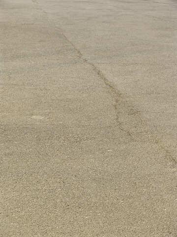 The texture of coarse asphalt №457
