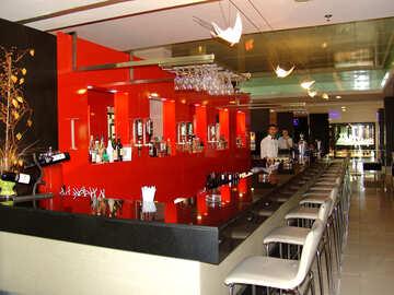 Rote Bar №183