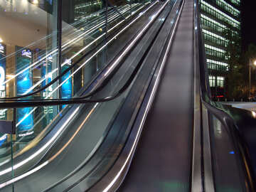 The moving escalator №229
