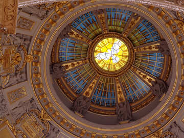 The dome of the Berlin Cathedral №235