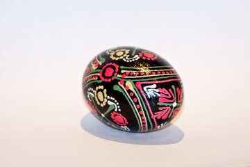 Easter egg painted №983