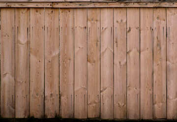 The fence of planed boards №633