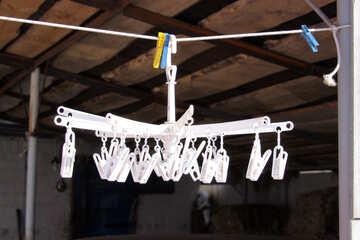 Laundry  dryer №683