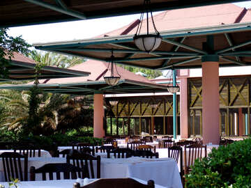 Outdoor Restaurant №189