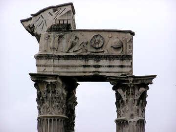 Resti di antichi portici №315