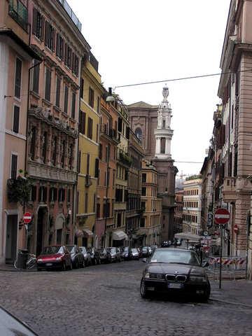 A quiet street in Italian №320