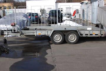 Anhänger - Schleppseil LKW №869