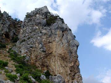Rock skyline №202