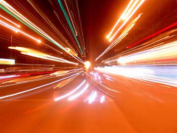 Strada di notte №640