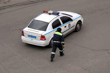 Ukrainian  Road  police №480