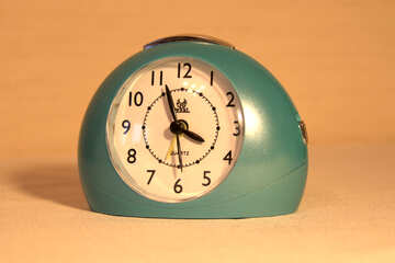 Alarm clock turnout №925