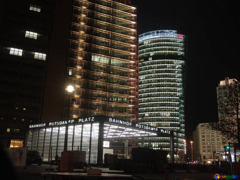Berlin by night №225