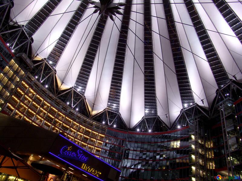 Sony Center - dome №227