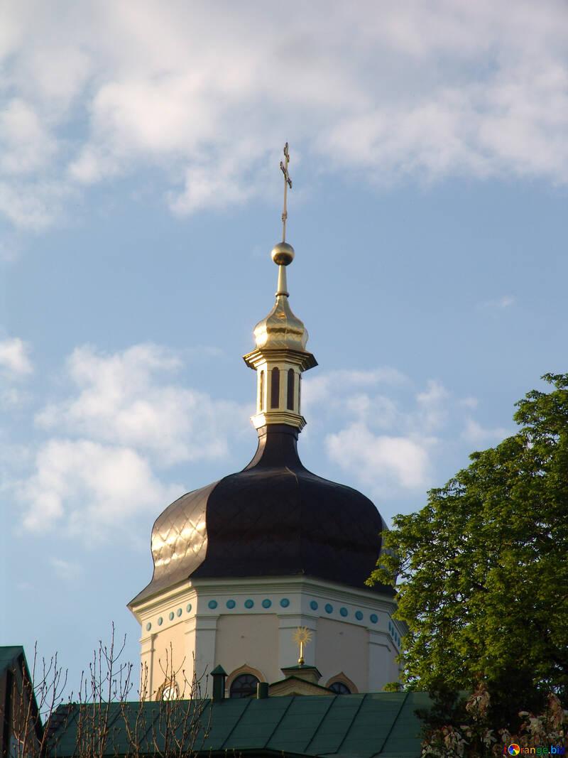 Купол церкви №604