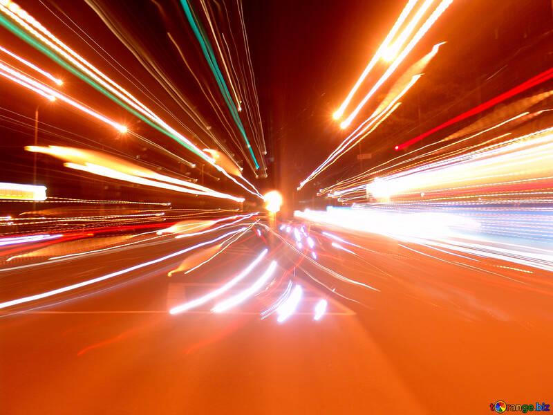 Night road №640